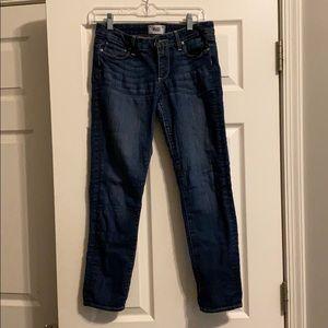 Paige jeans Kylie crop size 28